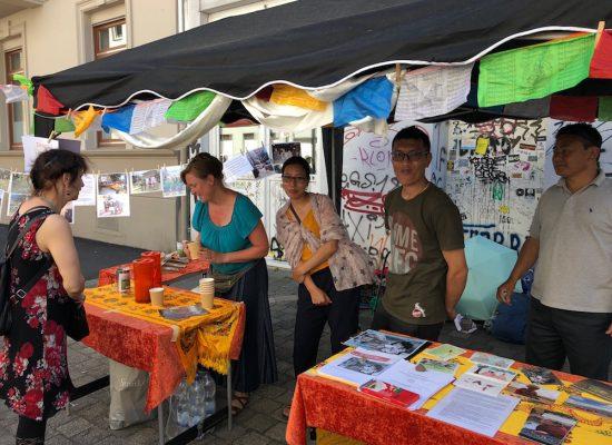 Besuch aus Bhutan – Workshops und Vorträge in Deutschland