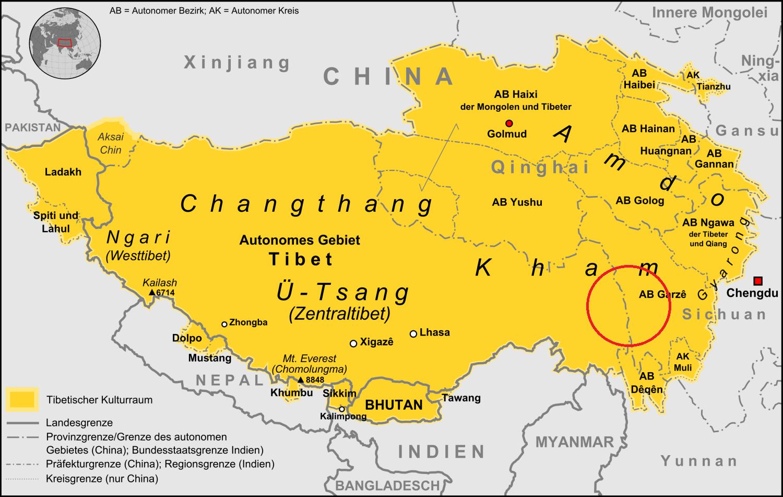 hochland zentralasien