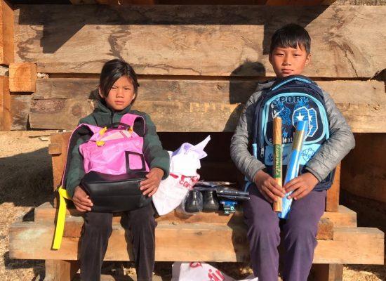 Unsere derzeitigen Projekte in Bhutan