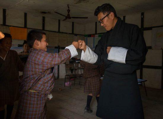 Wir haben 25.000 € für Familien im ländlichen Bhutan gesammelt!
